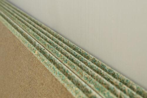 چوب از نوع Moisture-resistant Particleboard