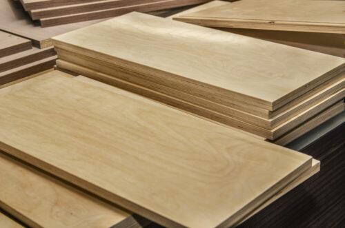 چوب از نوع MDF